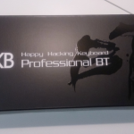 Happy Hacking Keyboard Professional BT を開封!使用感レビュー